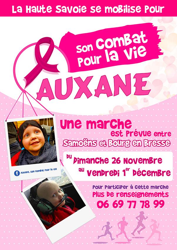 Auxane - Affiche