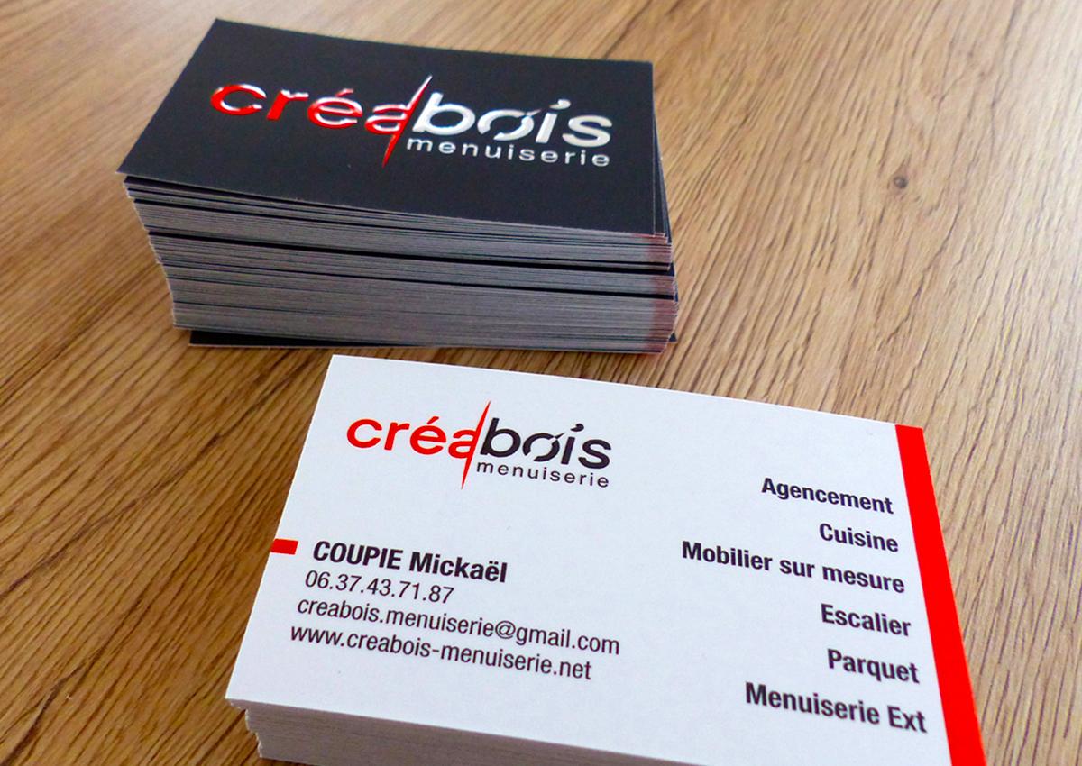 CreaBois - CDV