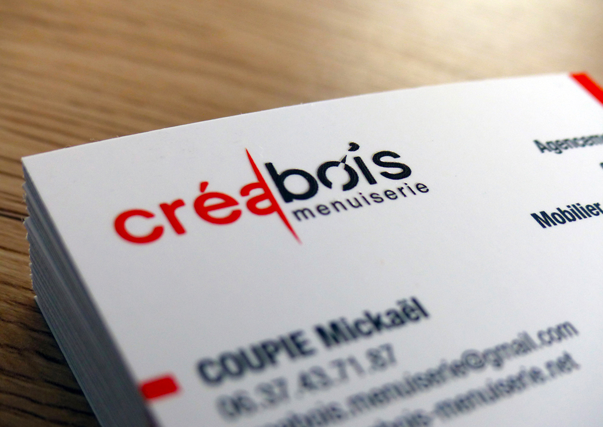 CreaBois - Vernis 3D