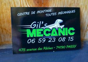 GIL'S MECANIC – Centre de montage, toutes mécaniques