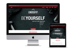 siteweb CrossFit Mt Blanc
