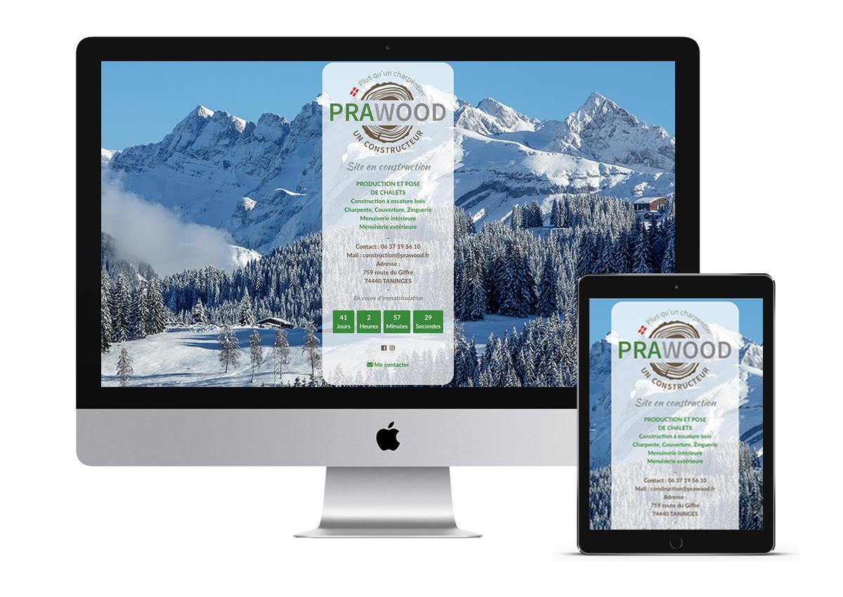 site web PRAWOOD