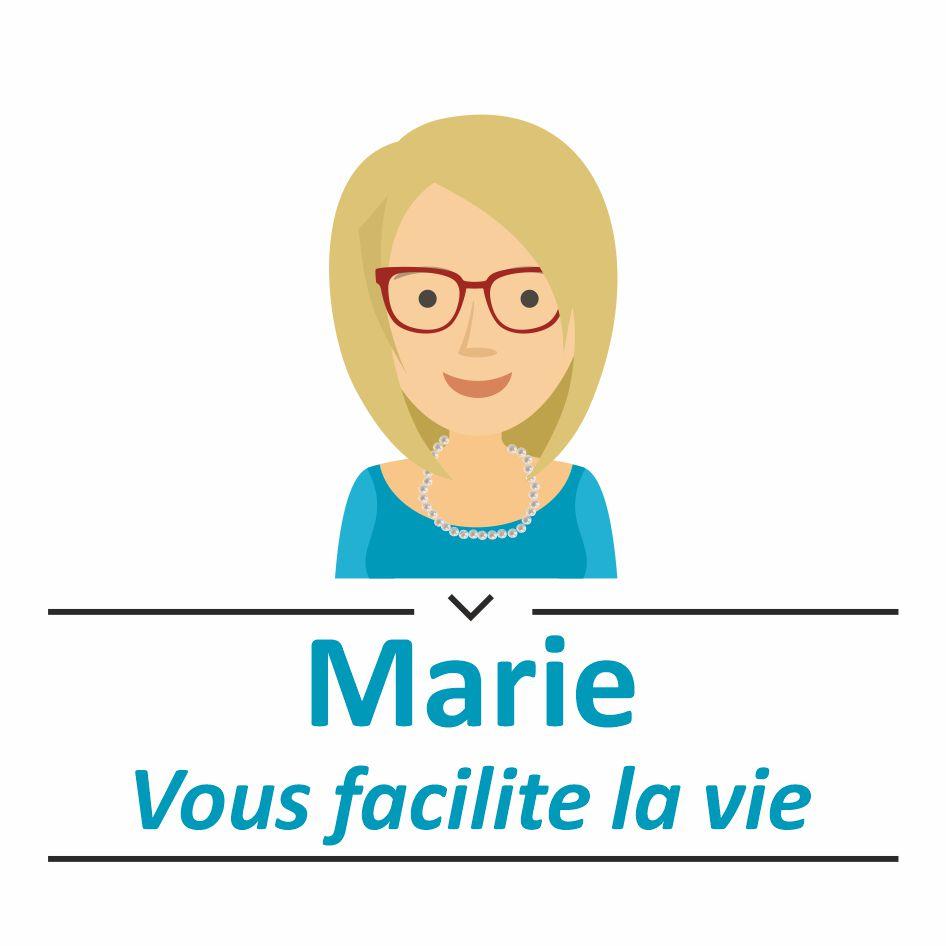 MarieVousFacilitelaVie (logo)